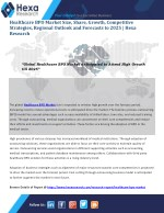 Research Insights on Global Healthcare BPO Market Size, Share, Growth and Forecast to 2025