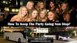 How To Keep The Party Going Non Stop