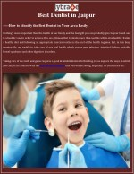How to Identify the Best Dentist in Your Area Easily!