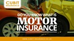 Do you Know What is Motor Insurance?