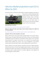 Vetronics Market projected to reach $3.51 Billion by 2021