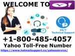 Yahoo Tech Support 18004854057 Yahoo Best Email Service