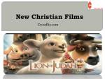 Best Christian Films or Movies by Crossflix