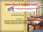 Plywood Dealers In Chennai