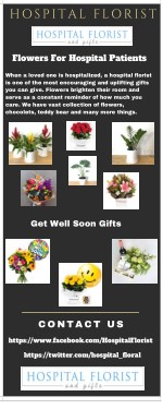 Flowers For Hospital Patients