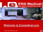 Biomedical Equipment Calibration Services for Medical Device Manufacturers