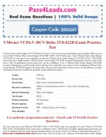 2018 Updated 2V0-622D VCP6.5 -DCV-Delta Exam Practice Questions