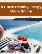 NY Best Healthy Energy Drink