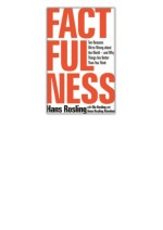 [PDF] Free Download Factfulness By Hans Rosling