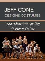 Best Theatrical Quality Costumes Online