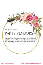 Party Vendors -Services