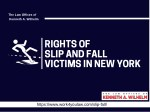 How Can Help a Lawyer in Slip and Fall Injury Case?