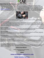 Top 5 Tips for Maintaining Your Car Battery