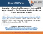 Laboratory Information Management Systems Market 2025
