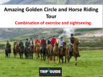 Amazing Golden Circle and Horse Riding Tour