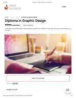 Diploma in Graphic Design - John Academy