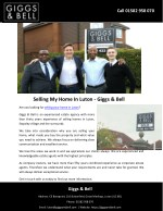 Selling My Home In Luton - Giggs & Bell