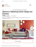 Diploma in Mastering Interior Design and Business - john Academy