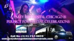 A Party Bus Rental Chicago is Perfect for Special Celebrations With Chicago Limousine Rentals