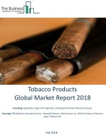 Tobacco Products Global Market Report 2018