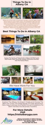 Explore The Lively And Popular Things To Do In Albany GA