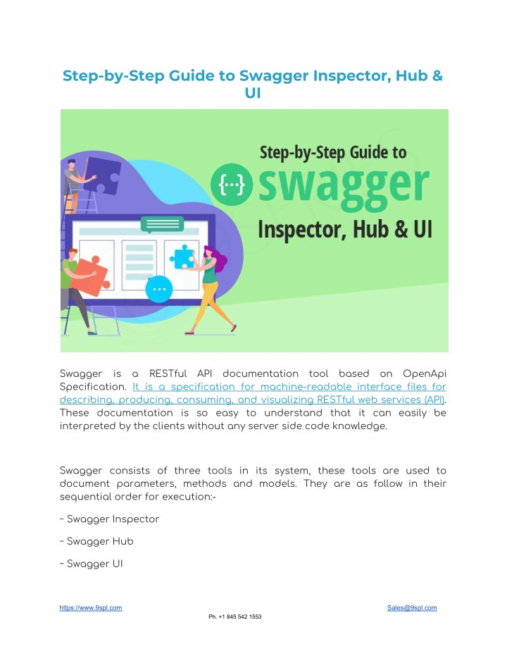 PPT - Step-by-Step Guide to Swagger Inspector, Hub & UI PowerPoint