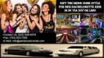Gift the Bride Some Style for Her Bachelorette Ride in DC via SUV or Limo
