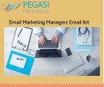 Email Marketing Managers Email list|Email Marketing Managers Mailing List in USA