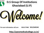 Paramedical courses after 12th best.