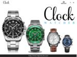 Clockwatcher Megir Watches Store - Quality & Affordable Watches For Men