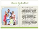Cosmetic Dentist in South Loop Chicago | Classic Smiles LLC