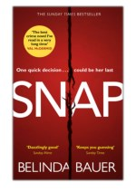 [PDF] Free Download Snap By Belinda Bauer