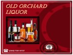 Find best wine of the month with Old Orchard Liquors