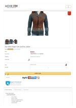 Star Wars Jyn Erso Jacket with Vest