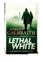 [PDF]Free Download Lethal White By Robert Galbraith
