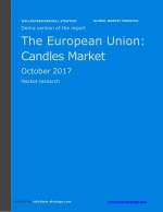 WMStrategy Demo The European Union Candles Market October 2017