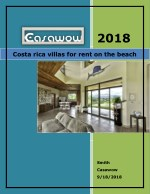 Costa rica villas for rent on the beach