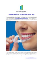 Invisalign Melbourne - The Best Option for your Teeth