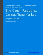 WMStrategy Demo The Czech Republic Canned Tuna Market September 2017