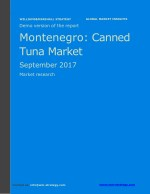 WMStrategy Demo Montenegro Canned Tuna Market September 2017