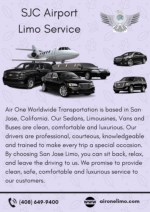 Book Limo Service for SJC Airport