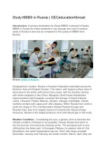 MBBS Admission in Russia | GECeducationAbroad