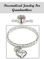 Personalized Jewelry For Grandmothers