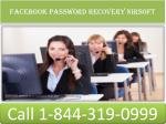 acebook Password Recovery Nirsoft   1(844)-319-0999
