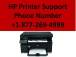 HP Printer Technical Support Help 1-877-269-4999