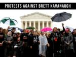 Protests against Brett Kavanaugh 2018