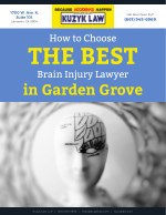 How to Choose the Best Brain Injury Lawyer in Garden Grove