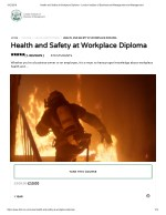 Health and Safety at Workplace Diploma - LIBM