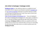 site similar to backpage | backpage oviedo