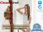 The Symptoms That Would Lead You To Have Mold Removal Mississauga